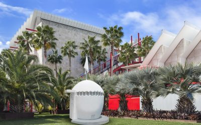 The Egg Cometh NuMu Travels to LACMA