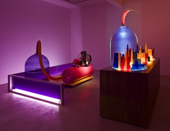 Mike Kelley: 'Kandors' Variations on Krypton, Superman's Birthplace