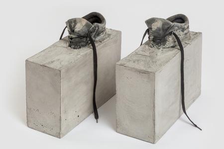 "Teresa Braula Reis' ""White Helmet"" Discreet Objects"