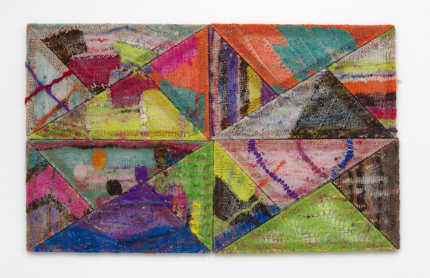 Channing Hansen: 'Fluid Dynamics' Painting With Yarn, Technology & Science