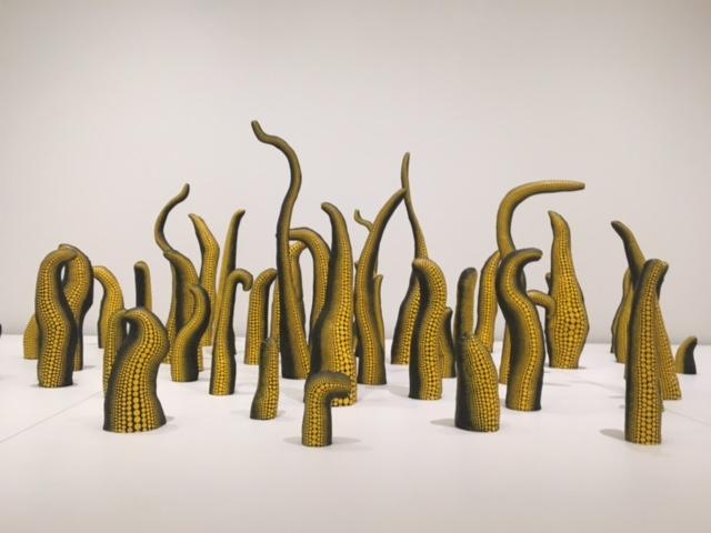 Yayoi Kusama: 'Infinity Mirrors' Explore, Abandon, Embrace, Unite