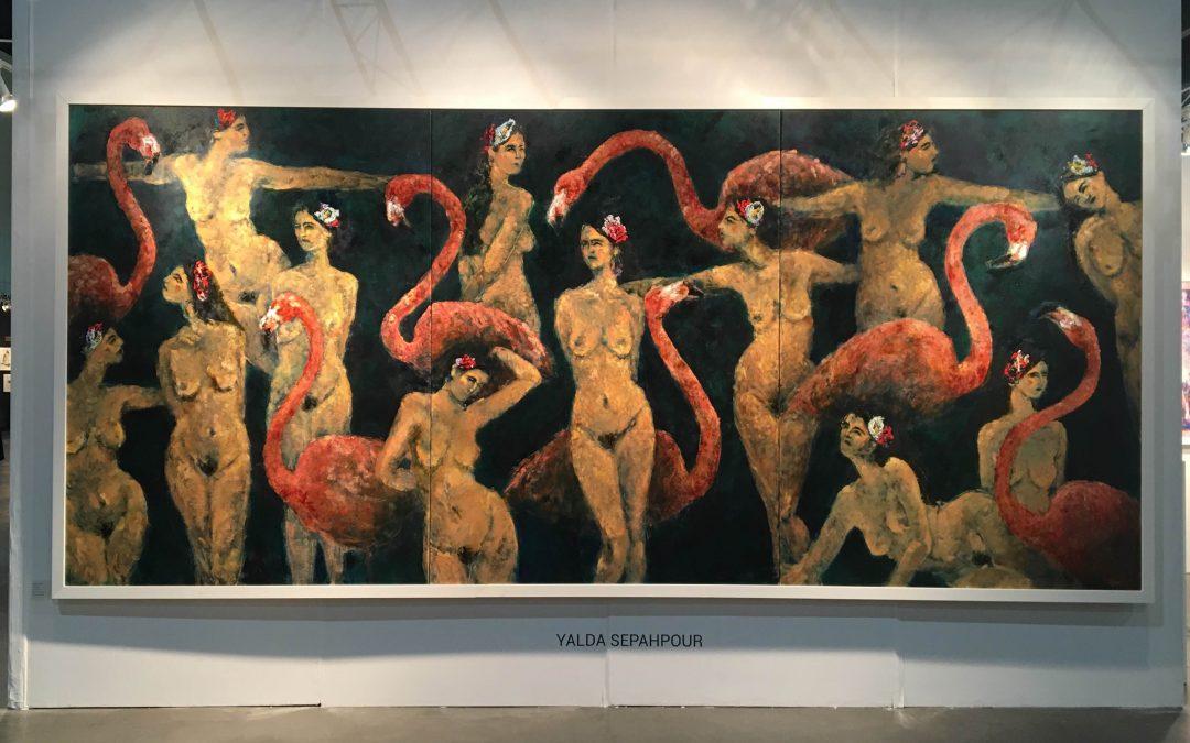 LA Art Show A Cast of Thousands