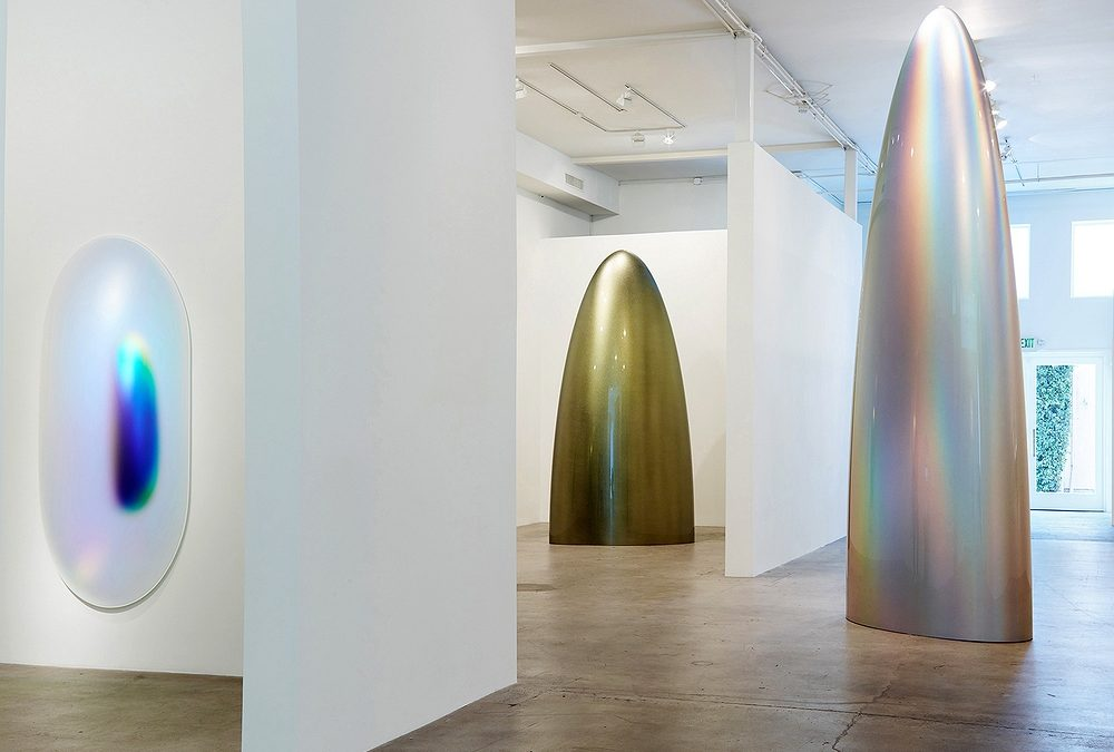 Gisela Colon: New Sculpture Containing Life Abstractly