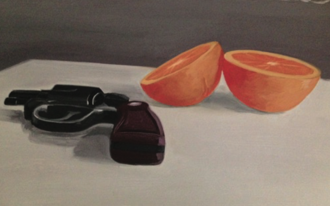 Salomon Huerta Still Lifes The Art of the Gun