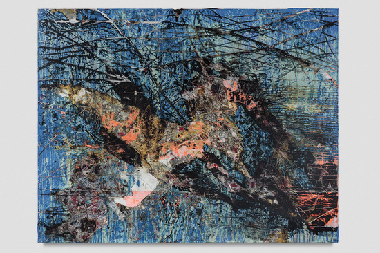 Mark Bradford: New Works Exulting In Complex Surfaces