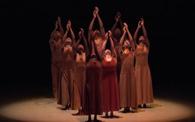 Alvin Ailey American Dance Theater Cultural Ambassadors To the World