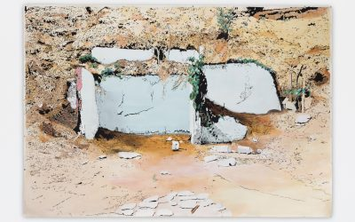 Francesca Gabbiani: 'Vague Terrains/Urban Fuckups' Abstracting the Observable World