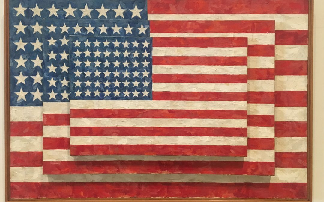 Jasper Johns: 'Something Resembling Truth' Things the Mind Already Knows
