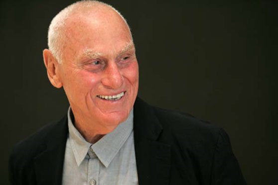 J. Paul Getty Trust Gives Richard Serra Medal of Excellence