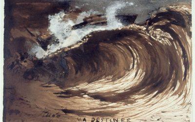 Victor Hugo's Drawings at Hammer Museum