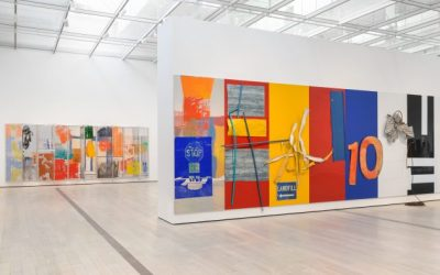 Rauschenberg: The 1/4 Mile at LACMA