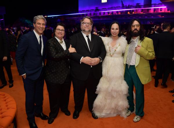 LACMA's Eighth Annual Art+Film Gala Honors Catherine Opie and Guillermo del Toro