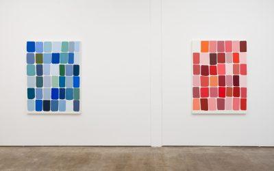 Meg Cranston: 'Hue Saturation Value: The Archer Paintings' Exploring the Concept & Appeal of Color