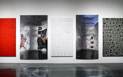 Ed Moses: 'Through the Looking Glass' Engaging with Gesture and Transparency