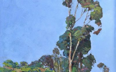 Pasadena Museum of History Receives Donation of Artwork of Artist/Educator Nelbert Chouinard