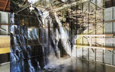 Chris Engman: 'Refraction' Creating an Immersive Environment