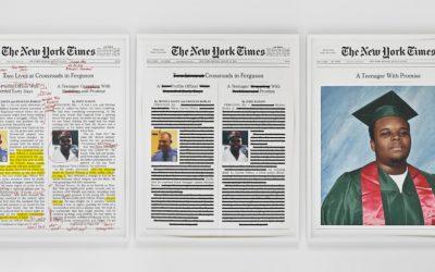 Alexandra Bell: 'Counternarratives' Questioning How A News Story Is Framed