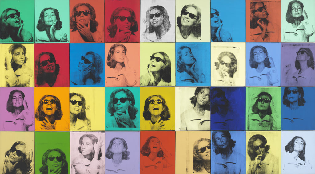 SFMOMA Presents Andy Warhol—From A to B and Back Again