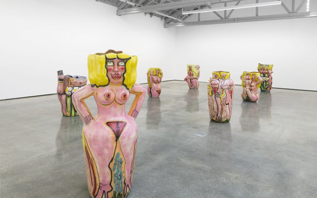 Ruby Neri: New Sculptures Fertility Goddesses for the Contemporary Imagination