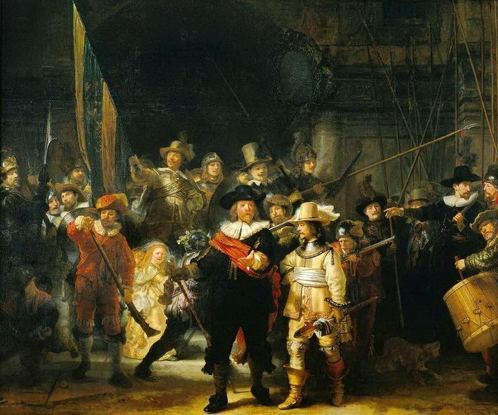 Rijksmuseum Announces Restoration of the Night Watch and Invites the Public to Watch