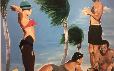 Eric Fischl: 'Complications From an Already Unfulfilled Life' Communicating More Than Meets the Eye