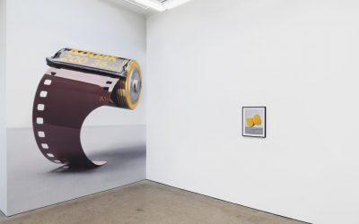Alwin Lay: 'Rollout' Illusory Properties of Photography