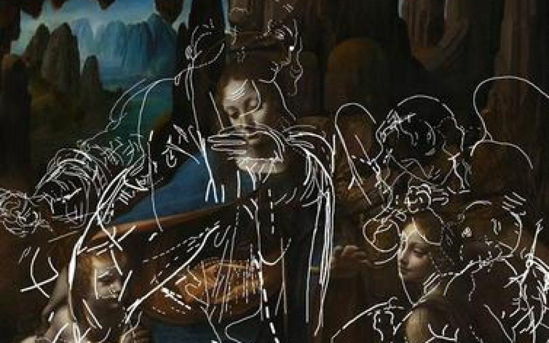 Da Vinci's 'Virgin' Reveals a Mysterious Hidden Drawing Exposed With High-Tech Imaging