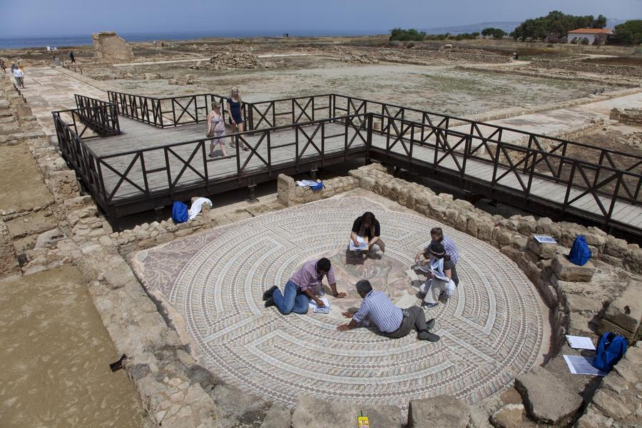 Getty to Devote $100 Million to Address Threats to World's Ancient Cultural Heritage