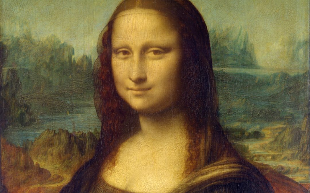 Meeting the 'Mona Lisa' for an Intimate Virtual Rendezvous