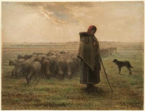 Getty Museum Presents 'Peasants in Pastel: Millet and the Pastel Revival'