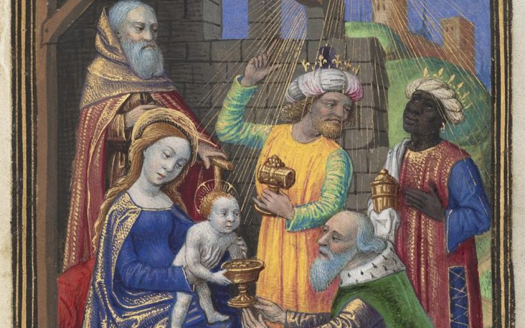Getty Center Presents 'Balthazar: A Black African King in Medieval and Renaissance Art'