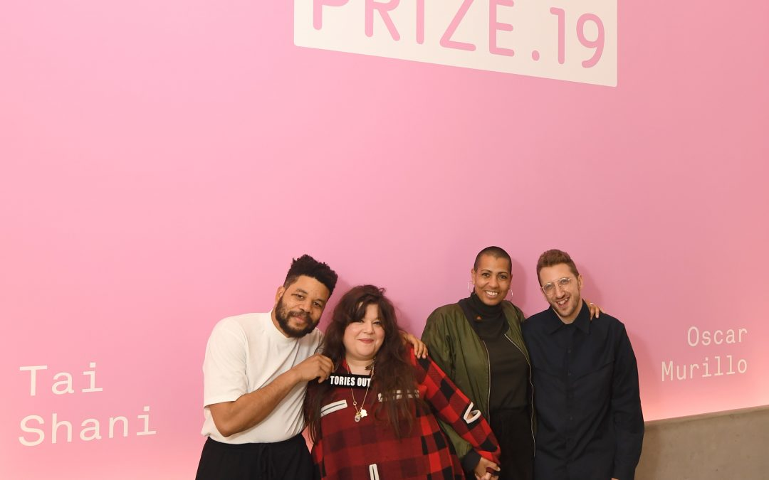 Turner Prize 2019 Awarded to Collective of This Year's Nominees Abu Hamdan/Cammock/Murillo/Shani