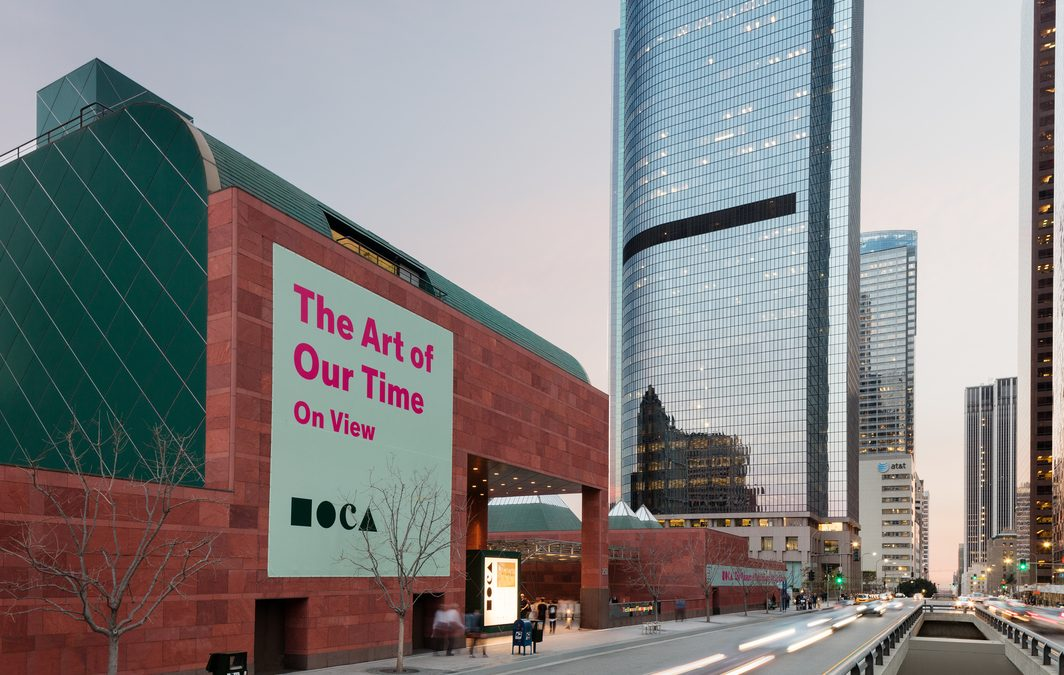 MOCA Offers Free General Admission Starting On January 11, 2020