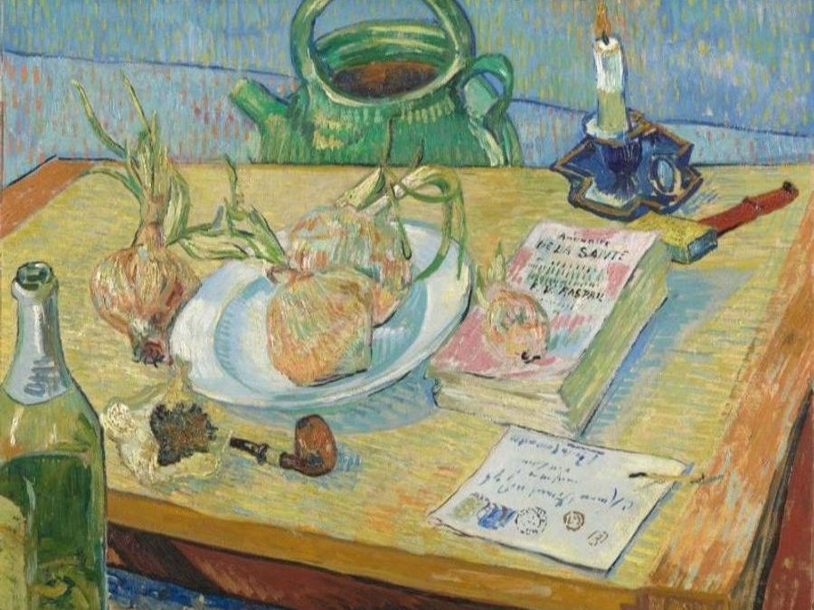 Visitors Flock to First-Ever Exhibition Devoted to Van Gogh's Still-Lifes