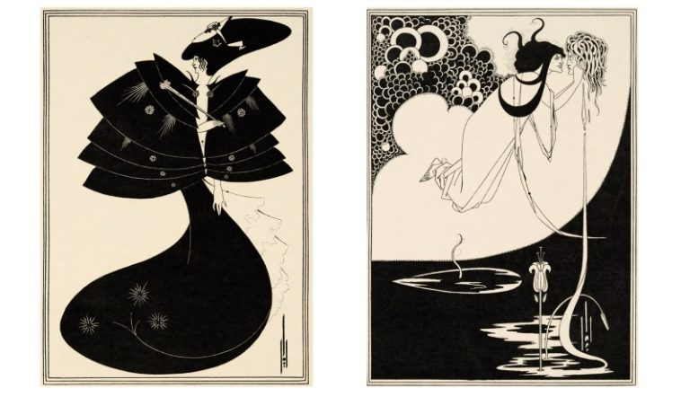 Aubrey Beardsley at the Tate: 'Quite Mad and a Little Indecent'