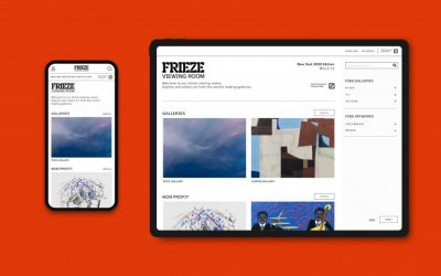 Frieze Viewing Room to Launch with Frieze New York 2020