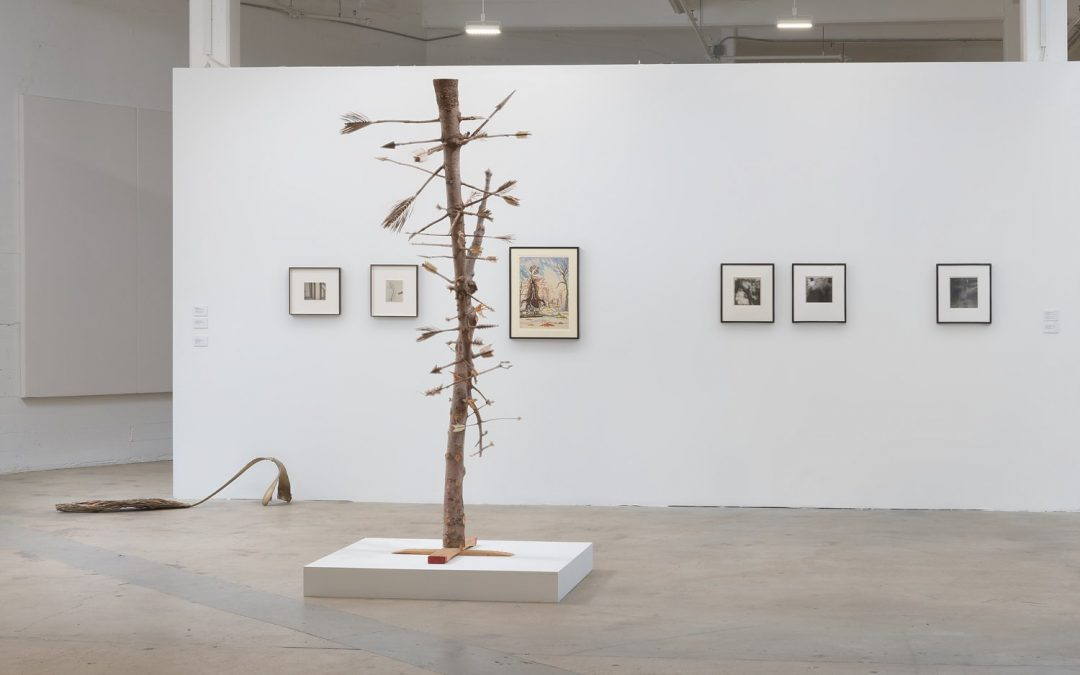 Group Show: 'To Bough and To Bend' Nature Provides a Respite