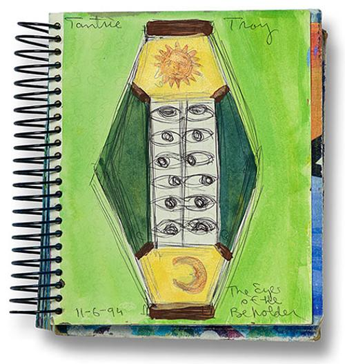 Betye Saar's Sketchbooks and Assemblages Shown Together in New York Next Fall