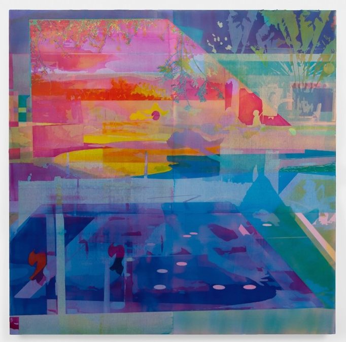 Zoe Walsh: I Came to Watch the Morning Rise M+B Gallery