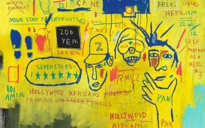 Writing the Future: Basquiat and the Hip-Hop Generation at Museum of Fine Arts in Boston