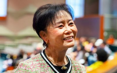 Mei-Lee Ney Makes One Million Dollar Contribution to Otis College The Chair of Otis's Board Of Trustees Shows Support for the College's Diversity, Equity, And Inclusion Efforts