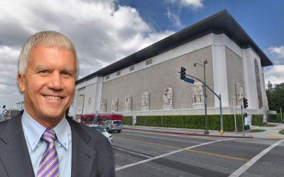 Gagosian Leases Former Masonic Temple on Wilshire Boulevard