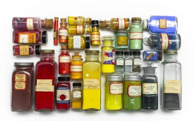 Harvard Art Museums Launch Audio Tour Dedicated to the Famed Forbes Pigment Collection