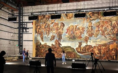 'Hollywood's Sistine Chapel: Sacred Sets for Stage & Screen' Opens at McNay Art Museum