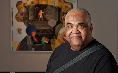 Peter Williams Receives The Artists' Legacy Foundation 2020 Artist Award