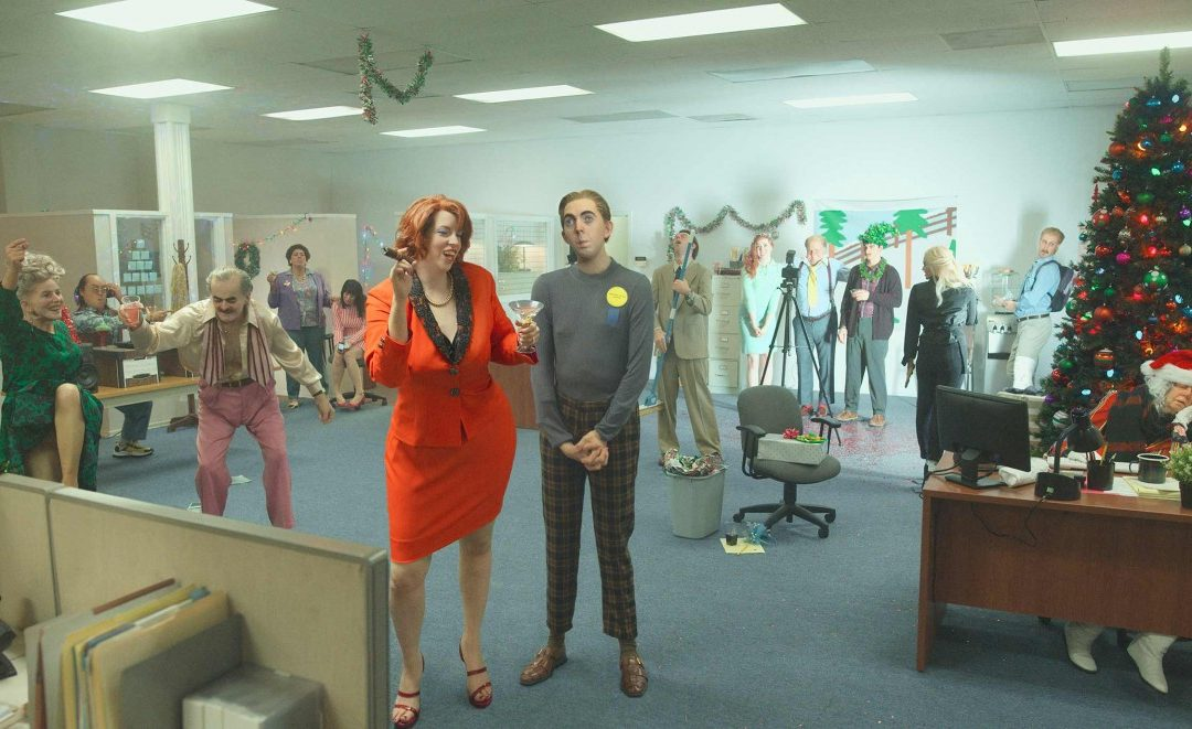 Alex Prager and Miller Lite Invite You to A Surreal Holiday Party