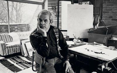 Ralph Steadman: 'A Life in Ink' An Artist Nonpareil