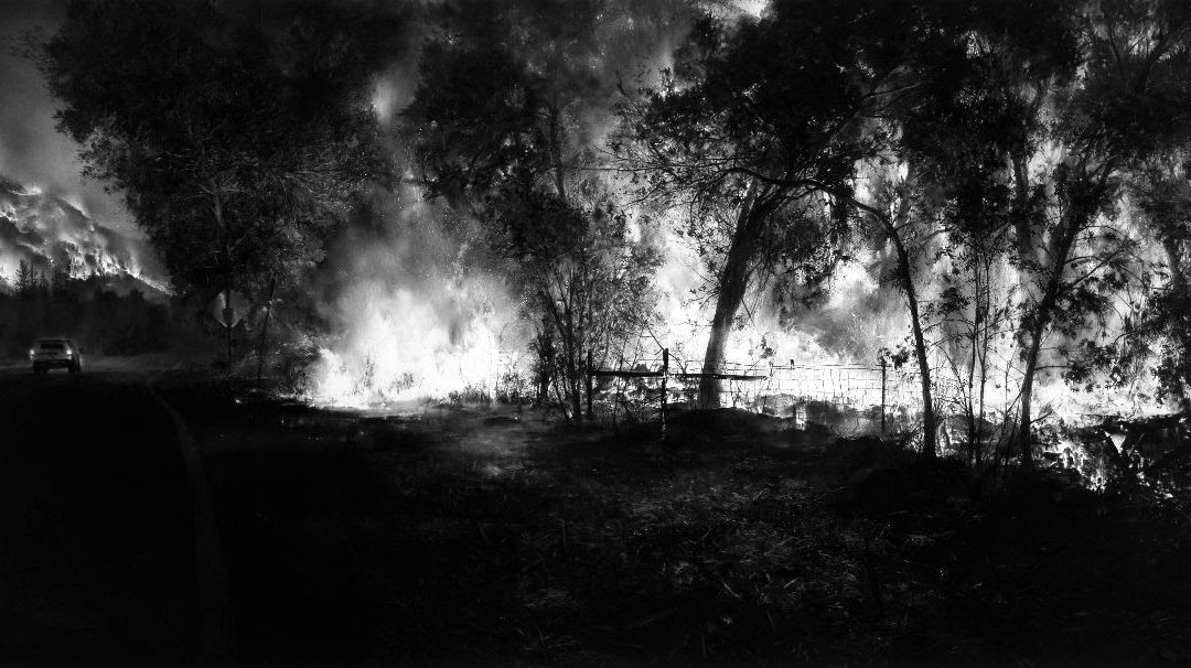 Robert Longo: 'Storm of Hope' Drawings Reflecting the Now