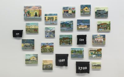 Esther Pearl Watson: 'Safer at Home: Pandemic Paintings' Documenting the Everyday