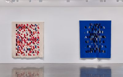 Doug Aitken: ' Flags and Debris' Coming to Terms with Pandemic-Induced Isolation and Distancing